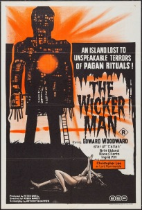 THE WICKER MAN - Australian Poster 1