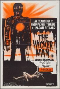THE WICKER MAN - Australian Poster 1