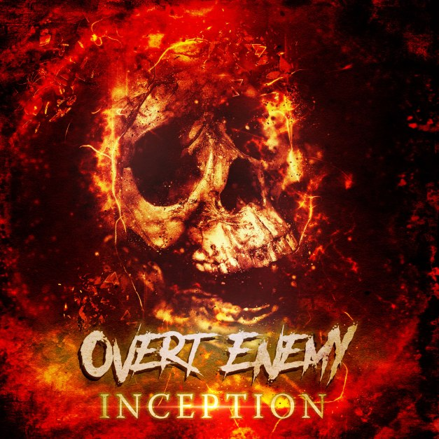 Album Cover - overtenemy_inceptionv3